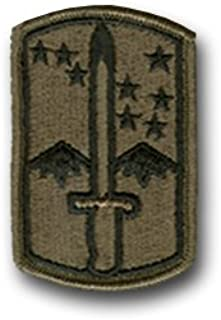 US ARMY 172nd INFANTRY BRIGADE SUBDUED 3