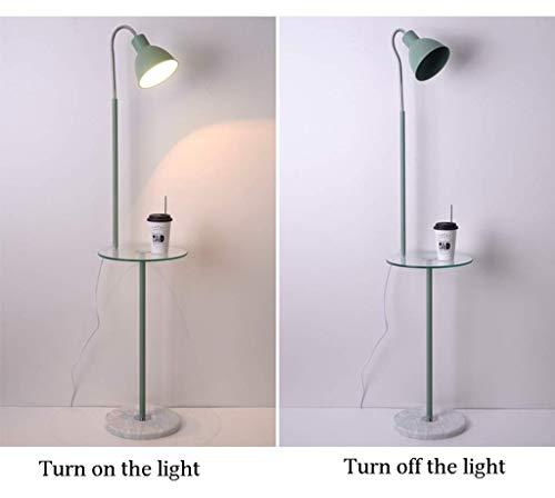 Wandlantaarn, wandlamp van kristalglas, wandlamp spiegel staande lamp front licht, salontafel van glas, verlichting in de kleur 12 W, geel en wit, verlichting met demping D