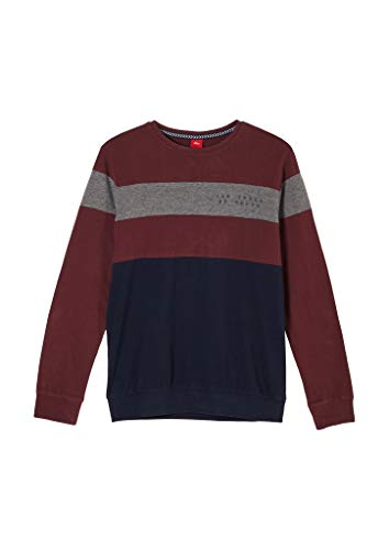 Preisvergleich Produktbild s.Oliver Junior Jungen 402.10.011.12.130.2054428 T-Shirt,  4927,  L.REG