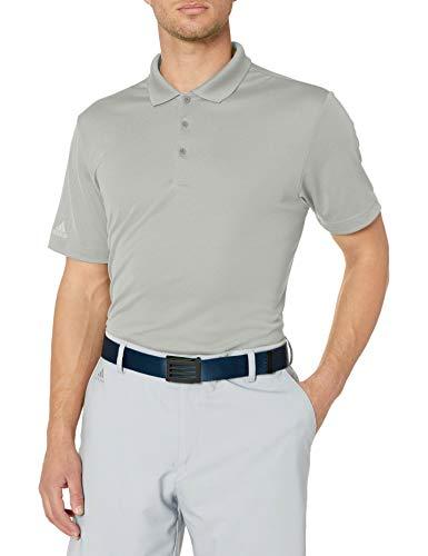 adidas Golf Performance Polo, Grey Three, X-Large