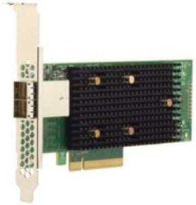 Broadcom HBA 9400-8e - Storage controller - 8 Channel - SATA 6Gb/s/SAS 12Gb/s low profile - 1.2 GBps - RAID JBOD - PCIe 3.1 x 8