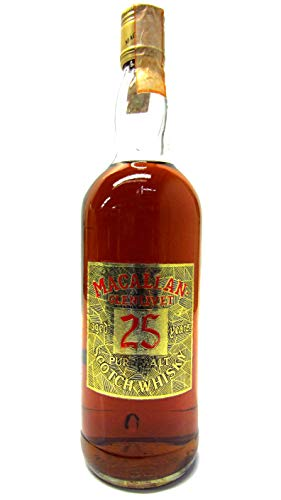 8. Macallan - Gold Label Pure Malt Scotch