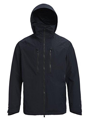 Burton AK Swash Jacket 10001105-001 Herren-Snowboardjacke True Black Gr. M