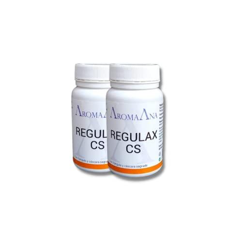 Lassativo per alleviare costipazione, transito intestinale e controllo del peso, sollievo delicato, digestivo naturale al 100% - riduce il gonfiore, facilita la digestione - 120 capsule