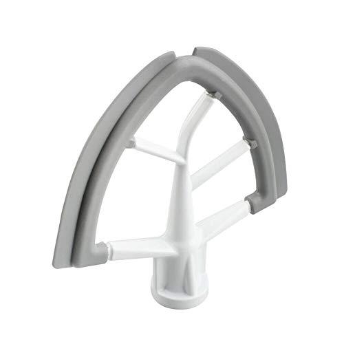 Easy-topbuy Tilt-Head Standmixer Flexibler Kantenschläger Multifunktionaler Küchenrührer Mit Beidseitigem Schaber Für 4,5 Liter