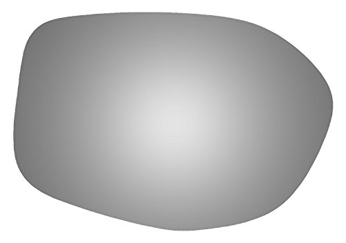 Burco 5574 Convex Passenger Side Power Replacement Heated Mirror Glass (Mount Not Included) for 14-17 Honda Odyssey (2014, 2015, 2016, 2017)