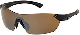 Ryders Eyewear Sports Sunglasses 100% UV Protection, Impact Resistant, Lightweight, Rimless Sunglasses for Men, Women - Nimby