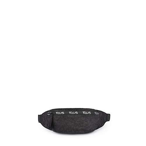 TOUS Riñonera Kaos Mini Sport negro-gris (095891281)