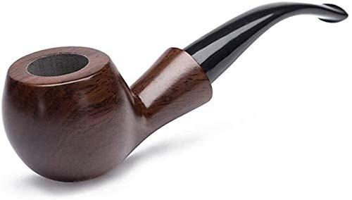 NA Tubo Negro Ebony Filtro portátil Tabaco Tabaco Tenedor de Cigarrillo Productos...