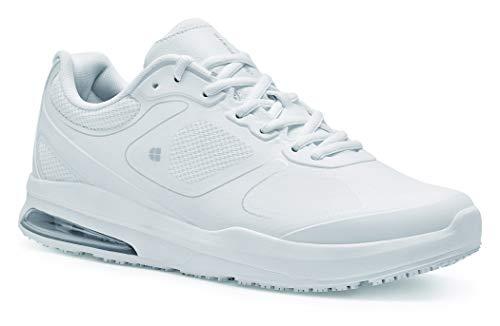 Shoes for Crews 28289-43/9 EVOLUTION II - Antislip sneakers voor heren, maat 43, WIT