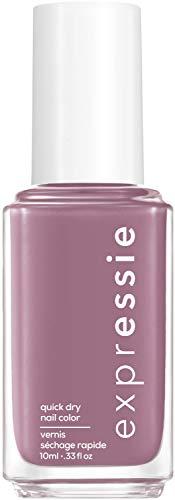 """Essie Schnelltrocknender Nagellack """"expressie"""", Nr. 220 get a mauve on, Violett, Vegane Formel, 10 ml"""