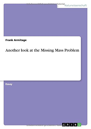 Another look at the Missing Mass Problem