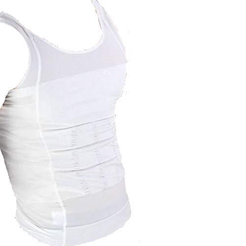 InnovaGoods - Fitness-Achselshirts für Jungen in Weiß, Größe XL