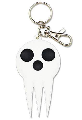 Soul Eater Skull Keychain GE-4830