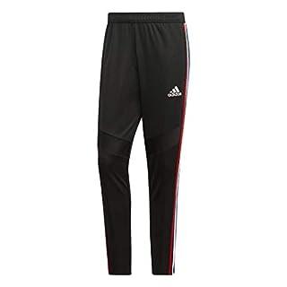 adidas Men's Standard Tiro 19 Pants, Black/Power Red/White, Small (B07KXPL433)   Amazon price tracker / tracking, Amazon price history charts, Amazon price watches, Amazon price drop alerts
