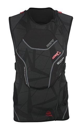 Leatt Body Vest 3DF AirFit Lite Protektorenweste, Farbe schwarz, Größe XXL