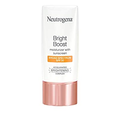 Neutrogena Bright Boost Facial