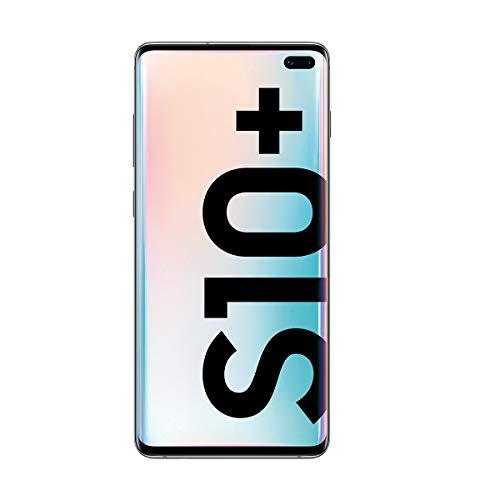 "Samsung Galaxy S10+ - Smartphone de 6.4"" QHD+ Curved Dynamic AMOLED, 16 MP, Exynos 9820, Wireless & Fast & Reverse Charging, 128 GB, Prisma Negro (Prism Black)"