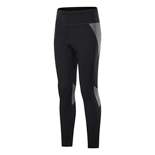 Owntop Pantaloni per Mute - Uomo Donna Pantaloni in Neoprene da 2mm, Calzamaglia da Bagno per Nuoto Surf Canoa Leggings per Tuta da Sub per Giovani M