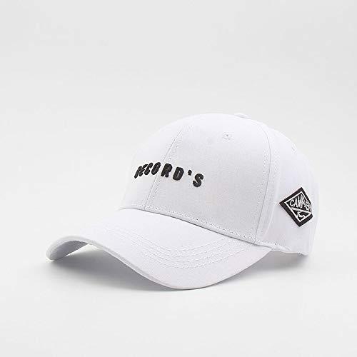 Cappello da uomo e da donna alla moda berretti con visiera alla moda primavera ed estate protezione solare parasole berretto da baseball per il tempo libero giovanile cappello da ricamo selvaggio