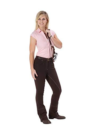USG Damen Jodhpurhose Reithose Michaela Farbe schwarz 36