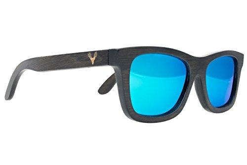 DEERWOOD Sonnenbrille, OSSIAN Black Blue