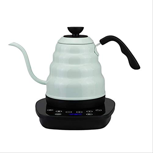 Electric Kettle Coffee Pot Teapot Stainless Steel 1L Electric kettle Ⅵ (green spray)