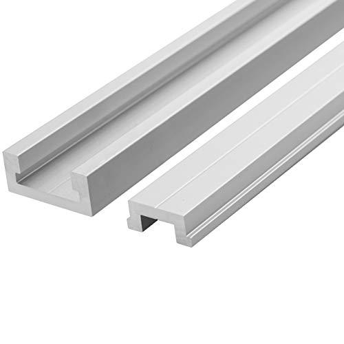Anodized Aluminum Miter T Track W T Bar Buy Online In Switzerland At Desertcart