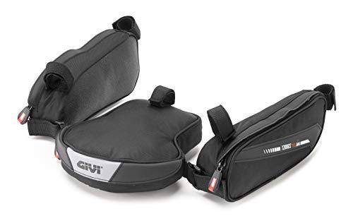 GIVI XS315 XStream Bag Bolso Trasero 3 Teilig de Cordura, 2 Litros de Volumen, Carga Máxima 1 Kg
