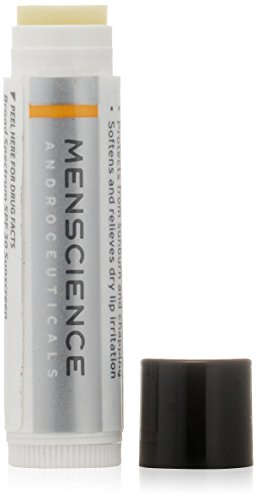 MenScience Androceuticals Advanced Lip Protection SPF 30, 0.15 oz