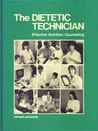 Dietetic Technician: Effective Nutrition Counseling 0442233434 Book Cover