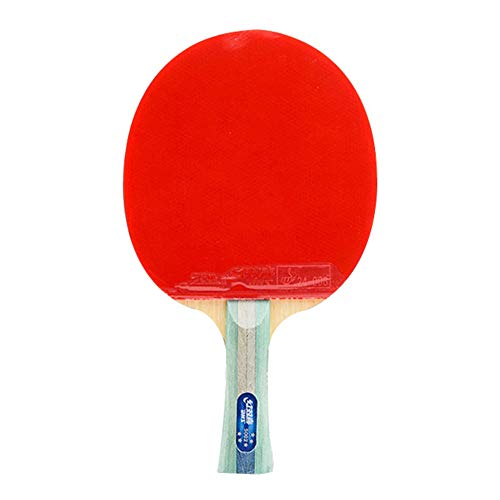 Best Prices! Professional Five-Star Ping Pong Paddle, Table Tennis Racket,Absorbent Non-Slip Handle,...