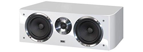 'Heco Celan GT Center 42120W weiß Lautsprecher–Lautsprecher (Universal, XLR, Boden, Zentrum, 2,54cm (1Zoll), 16,5cm (6,5))