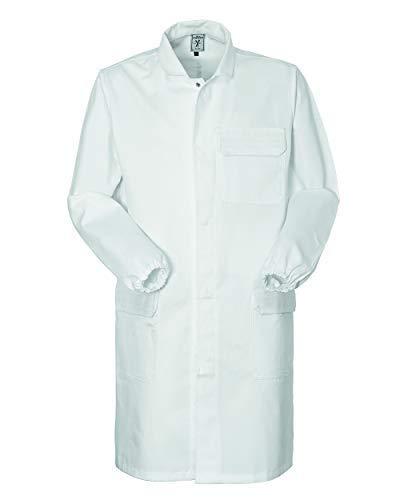 Rossini Trading A6013702XL Camice Unisex antiacido, Bianco, XL