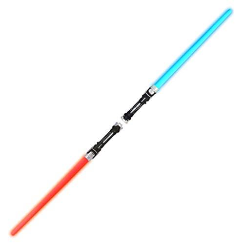 Xbd Sable Láser,Sable de Luz Electrónico,Espada Laser Star Wars,con Efectos de iluminación y Sonido