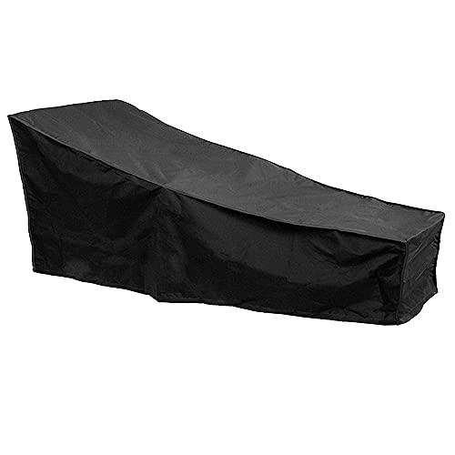 GerTong Cubiertas para muebles de jardín, cubiertas para tumbonas, impermeables, cubiertas para jardín, patio, cubierta de mesa rectangular y cuadrada, impermeable, anti-UV
