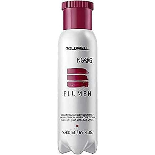 Goldwell Elumen Bright Haarfarbe 6 NG, 1er Pack, (1x 200 ml)