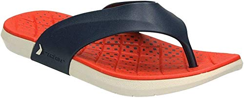 Raider Chanclas Rider Infinity Thong, Zapatos de Playa y Piscina Hombre, Multicolor (Azul R82208/23427), 42 EU