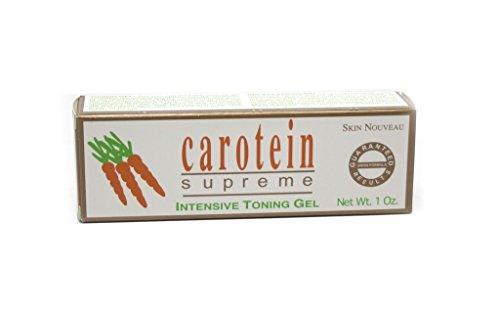 Skin Nouveau Carotein Intensive Toning Gel 30g (Gel Intensif Eclaircissant)