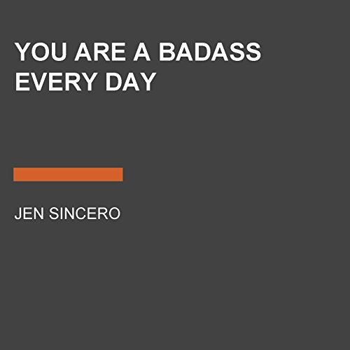 You Are a Badass Every Day audiobook cover art
