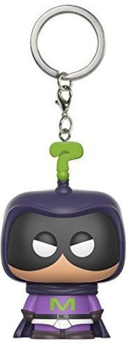 Funko 14205 Schlüsselanhänger Figur South Park: Mysterion