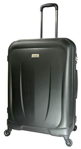METZELDER Suitcase Grey (Gris) L - Large - 105/122L - 75x52x32cm 4,7kg