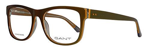 GANT GA3123 53047 Brille GA3123 53047 Wayfarer Brillengestelle 53, Braun