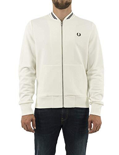Fred Perry Zip Through Sweatshirt, Giacca sportiva - S