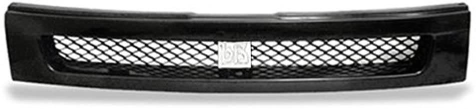 Black JDM Mesh Sport Grill Grille with Bb Emblem
