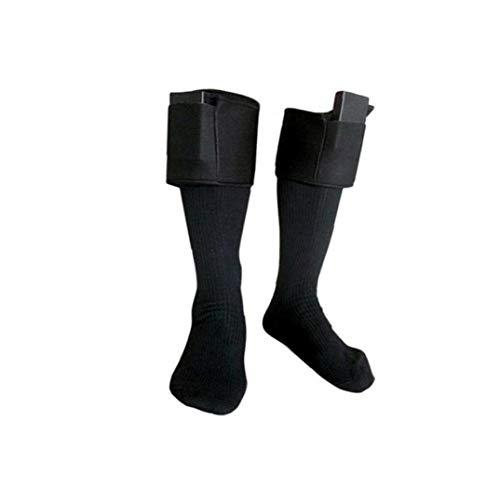 LAVALINK Beheizbare Socken Für Damen Herren Heizung Socken Cotton Beheizte Warmhalten Strümpfe Füße Tragen Supplies Socke Für Outdoor Sports Camping Angeln Radfahren Skifahren