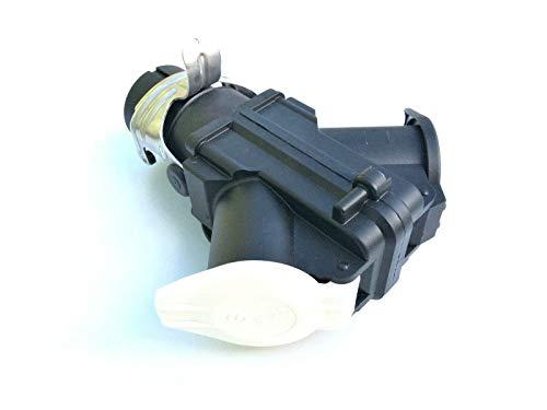 Matel Service vrachtwagenadapter korte adapter 24 V 15-polig en 2 X 7-polige stekkerdoos stekker