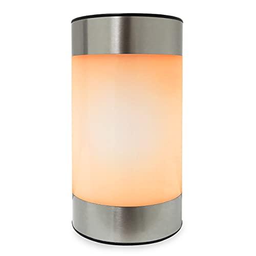 Mooncandle Laze Solar Candle Table Light