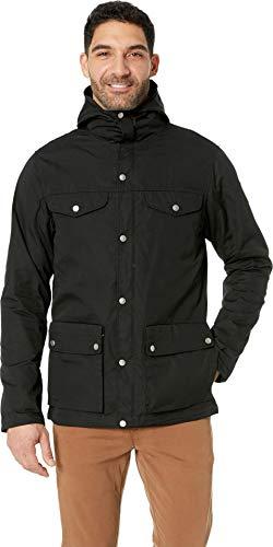 FJÄLLRÄVEN Greenland Jacket M Veste de Sport Homme, Black, FR (Taille Fabricant : XL)