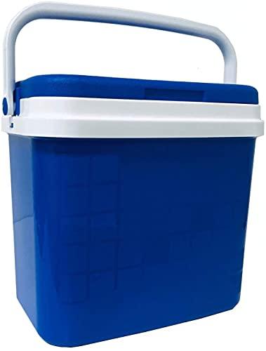 Nevera Portatil Mini Nevera 16, 25 y 32 litros, Nevera para playa para Coche, Hogar, Camión, Neveras de Acampada, Nevera Camping. (Nevera 25 Litros)